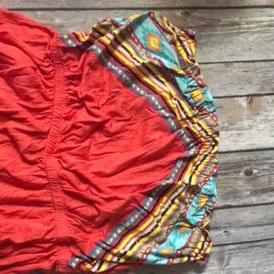 Billabong Dresses - Billabong Strapless Coverup